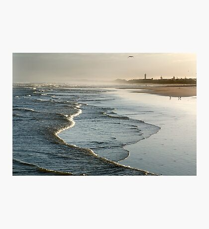 Early Morning Lagoon Beach, Cape Town Photographic Print