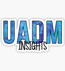 UADM Insights Sticker