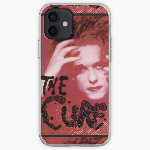 the cure iPhone Soft Case