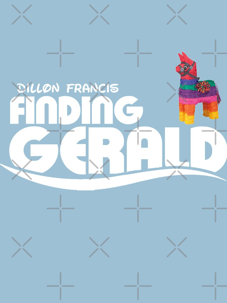 Dillon Francis : Finding Gerald | Unisex T-Shirt
