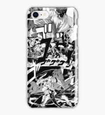Manga Grouping iPhone Case/Skin