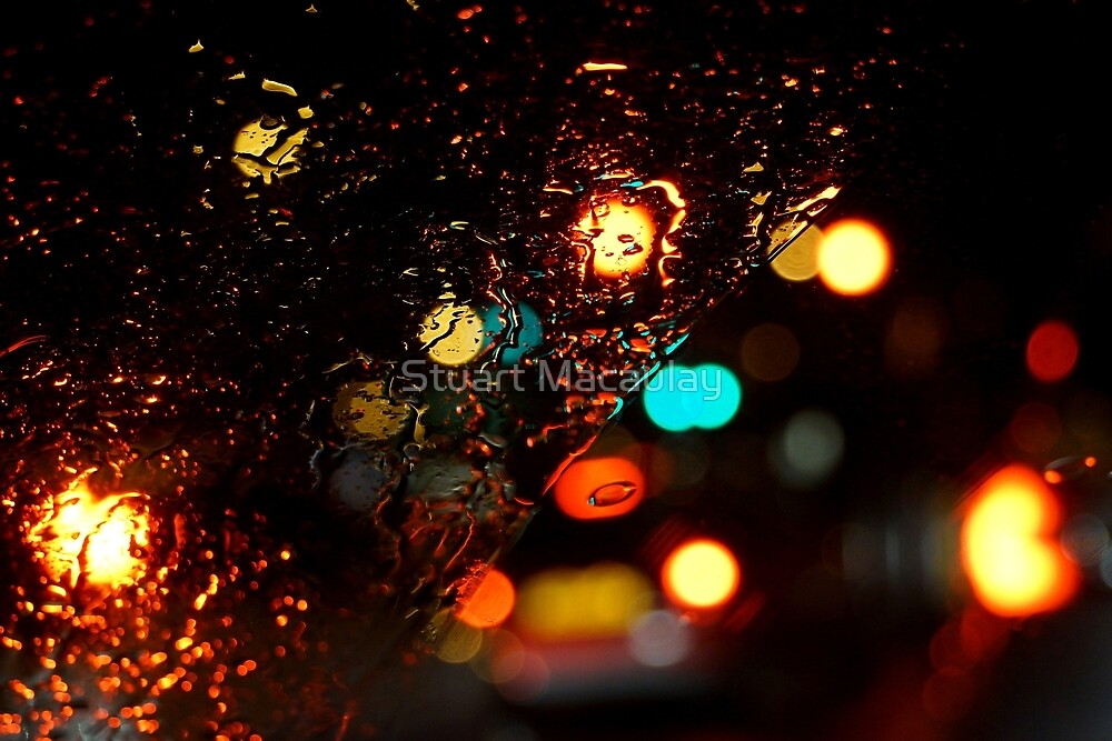 Traffic, Lights. by Stuart Macaulay