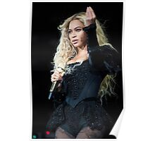BOW DOWN  FOR QUEEN BEY Poster
