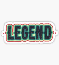 Legend Sticker