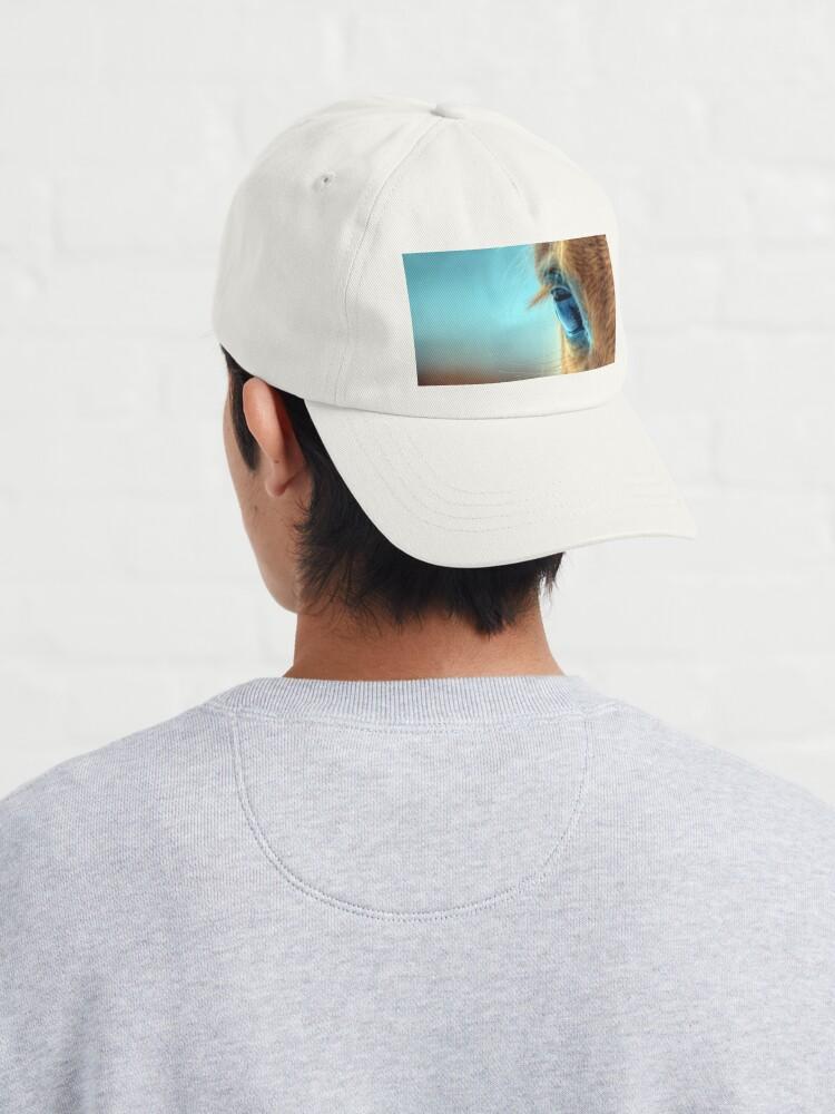 Alternate view of Horse Eye Cap