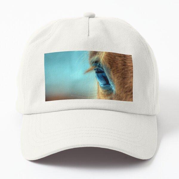 Horse Eye Dad Hat