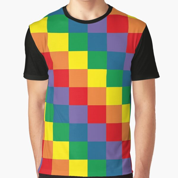 Colorful geometry Graphic T-Shirt