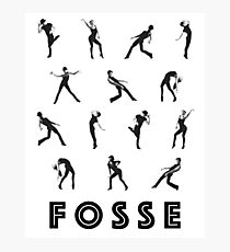 Fosse Moves Photographic Print