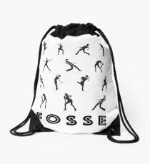 Fosse Moves Drawstring Bag