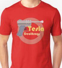 Tesla Deathrays, TDR-34 T-Shirt