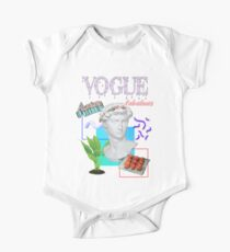Vogue Awesome Fabulous  One Piece - Short Sleeve