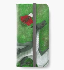 Fearsome Wyvern Indeed  iPhone Wallet/Case/Skin