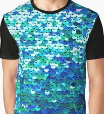 Beautiful sequins texture Graphic T-Shirt