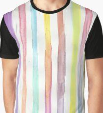 acuarelas Graphic T-Shirt