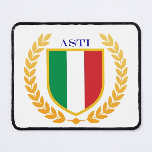 Asti Italy Mouse Pad