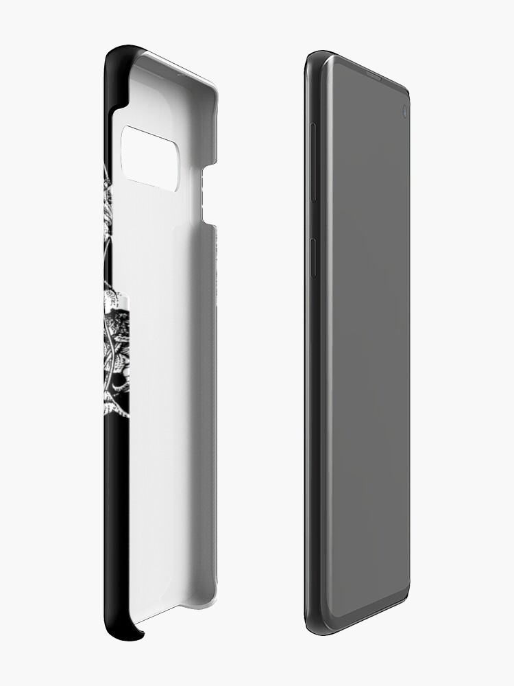 Alternate view of THE END OF THE SUMMER  Case & Skin for Samsung Galaxy