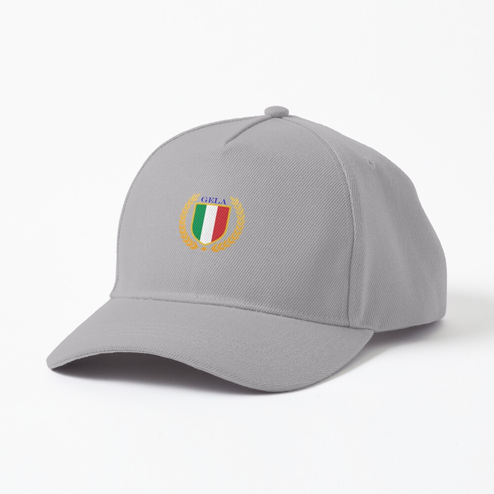 Gela Italy Cap