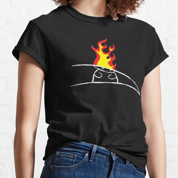 Lil' Witch Burns Classic T-Shirt