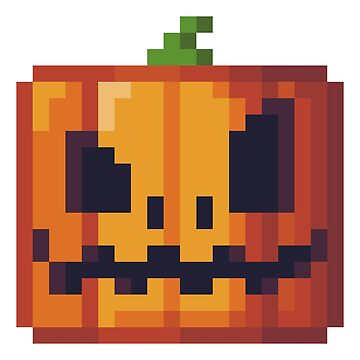 Blocky Pumpkin by agateau