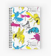 Buggys | Bright Spiral Notebook