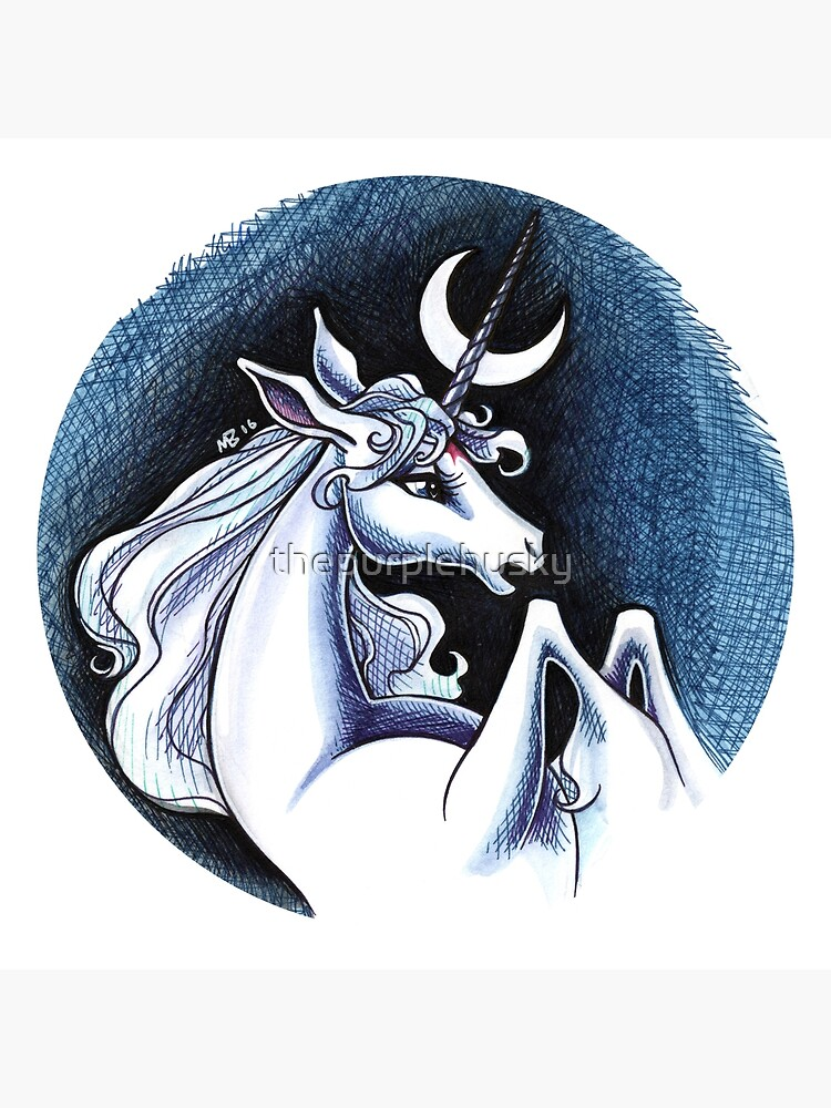 Lunacorn by thepurplehusky