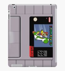 Super Mario World Cartridge Ipad Case iPad Case/Skin