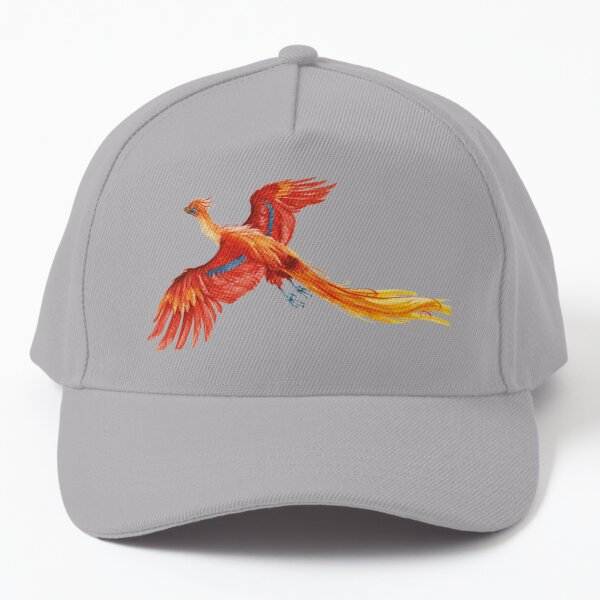 dumbledore phoenix Baseball Cap