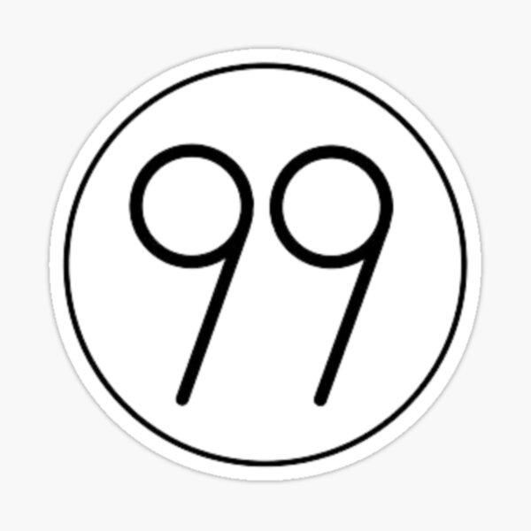 99 Sticker