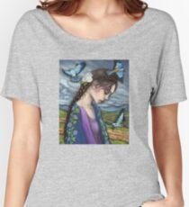 Adar Rhiannon Women's Relaxed Fit T-Shirt
