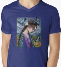 Adar Rhiannon Men's V-Neck T-Shirt
