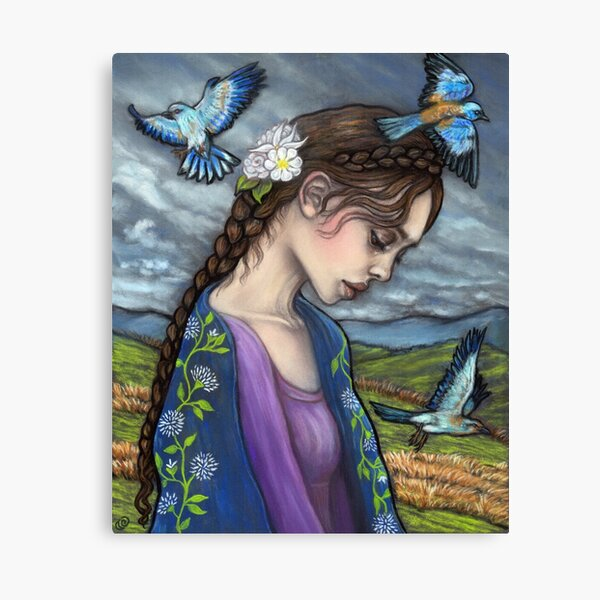 Adar Rhiannon Canvas Print