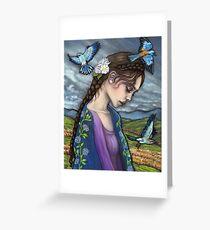 Adar Rhiannon Greeting Card