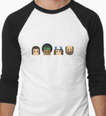 Toon Boys - Stranger Things Men's Baseball ¾ T-Shirt