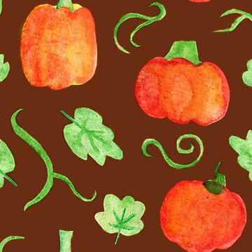 Glutton for Gourds by Otherbuttons