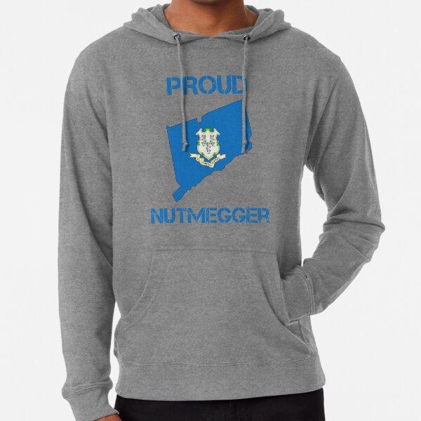 Proud Nutmegger Lightweight Hoodie
