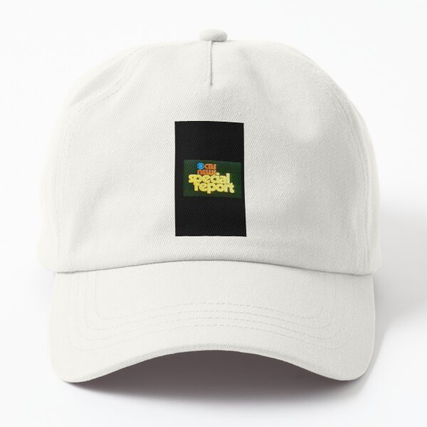 CBS News Special Report, late 70s Dad Hat