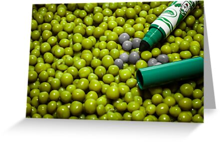 Where's my other green marker? by Randy Turnbow