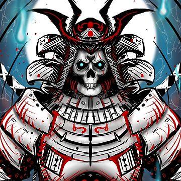 Undead Samurai by Kuauh