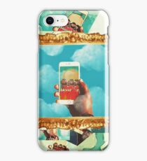 A Blond Perspective. iPhone Case/Skin