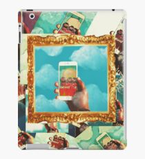 A Blond Perspective. iPad Case/Skin