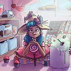 Sweet Witch by MegaJett