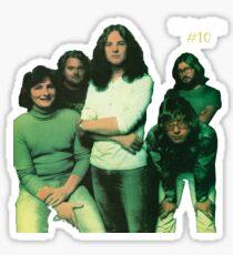 The Guess Who Carl Dixon Bachman Cummings 2  Sticker