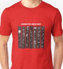 The Guess Who Carl Dixon Bachman Cummings 3  Unisex T-Shirt
