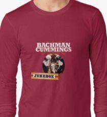 The Guess Who Carl Dixon Bachman Cummings 6 Long Sleeve T-Shirt