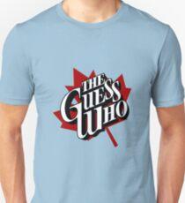 The Guess Who Carl Dixon Bachman Cummings 10 Unisex T-Shirt