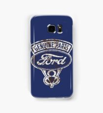 Oil Stained Ford Sign Samsung Galaxy Case/Skin