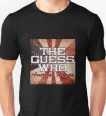The Guess Who Carl Dixon Bachman Cummings 15 Unisex T-Shirt