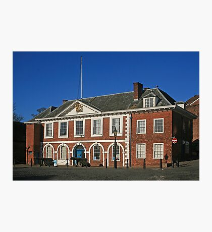 Custom House, Exeter Quay Photographic Print