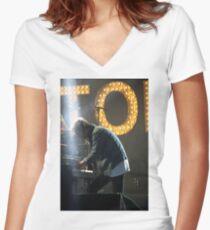 Tom Odell Women's Fitted V-Neck T-Shirt