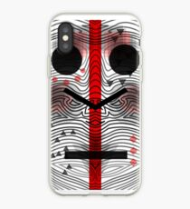 Vinilo o funda para iPhone Geometric Face